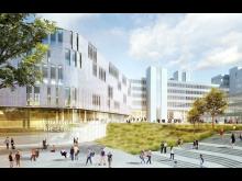 ZÜBLIN, Universität Bielefeld