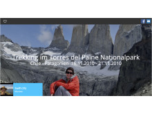TRASTY: Trekking im Torres del Paine Nationalpark