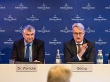 Bilanzpressekonferenz 2018
