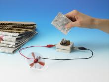 Paper BioBattery