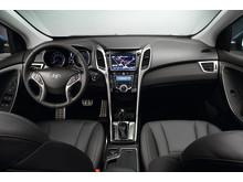 Hyundai i30 interiør