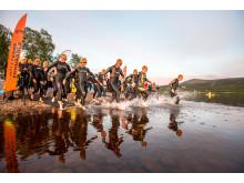 Triathlonfest i Gällivare