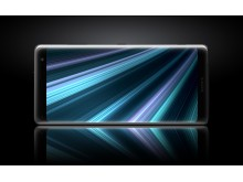 Xperia XZ3_Fronthoriz_Black_Display
