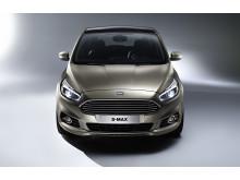 Nye Ford S-MAX vil vises for første gang på den internasjonale bilutstillingen i Paris