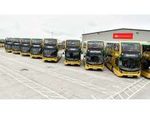 £4.5million investment in better than ever buses for Consett
