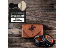 Grooming Awards 2018 - Bästa nykomling - King Brown Pomade