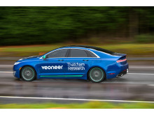 Thatcham Research and Veoneer demonstrate an Automated Driving System