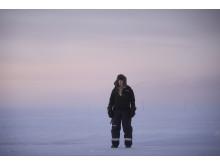 Arjeplog, från utställningen Arktis – medan isen smälter