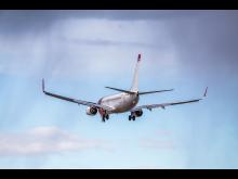 Boeing 737-800 Aircraft. Foto David Charles Peacock