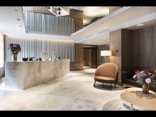 Bergen Børs Hotel, Lobby