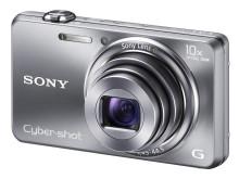 Cyber-shot DSC-WX100 von Sony_Silber 13