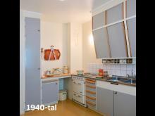 Kök 1940-tal från Tidstypiska kök och bad 1880–2000