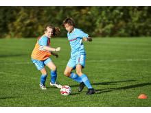 Samarbejde mellem BAUHAUS og DGI Fodboldskoler