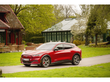 Mustang Mach-E Norge 2021