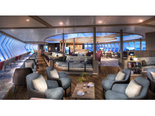 MS Finnmarken - Explorer Lounge Bar
