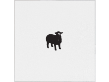 Omslag Det svarta fåret