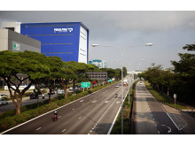 New logistics facility in Singapore