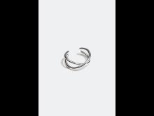 Earcuff, 925 sterling silver, 99,90 kr