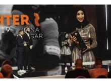 Boxerin Zeina Nassar wird in der Kategorie FIGHTER ausgezeichnet