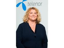Hanne Resch Braekken CFO Telenor
