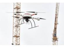 ZÜBLIN, Drohne, Deutscher Bautechniktag 2017