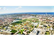 Visionsbild över Sorgenfri, Malmö