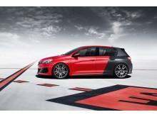 308 R Concept på bilsalongen i Frankfurt