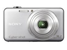 Cyber-shot DSC-WX50 von Sony_Silber 06