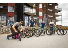 Sport Lodge`n størst på sykkelutleie