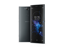 Xperia XA2 plus_group_black