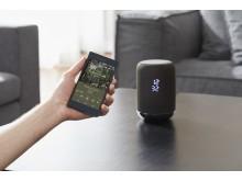 Lautsprecher LF-S50G_von Sony_mit Google Assistant_9