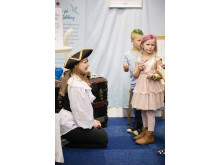 Baby & Barn 2014: Det är inte varje dag man träffar en livs levande pirat