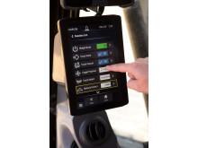Display i hytt, Caterpillar NextGeneration - vågsystem, Payload