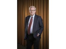 Professor Jan Nilsson, ordförande för Hjärt-Lungfondens forskningsråd