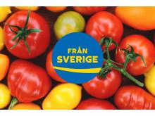 Med kärlek till den svenska tomaten. Pressträff 16 maj 2018. Svenskmärkning