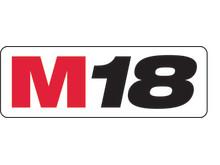 Milwaukee M18 logo
