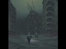 Labyrinten av Simom Stålenhag