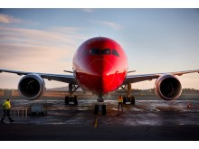 Norwegians 787 Dreamliner