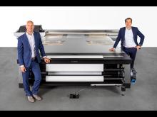 Dirk Brouns and Martijn van Hoorn, Canon Production Printing