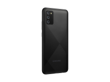Samsung Galaxy A02s_Black_Back_R30