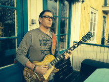 Erik Weissglas ur TORELL, WEISSGLAS & STEEN / Jazz på stan 2015