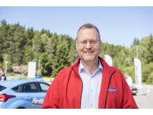 Per Gunnar Berg administrerende direktør i Ford Motor Norge DSFL 2017