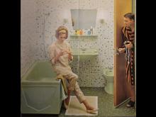 Badrum 1960-tal från Tidstypiska kök och bad 1880–2000