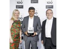 Top 100 Preisverleihung_© KD Busch compamedia