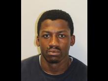 Franklyn Amadu custody image