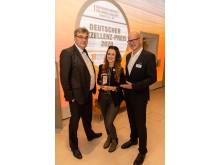 Deutscher Exzellenz-Preis für Algeco