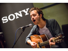 THE EDITORS WITH LOGO SONY