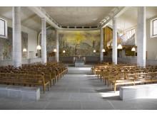 Heliga korsets kapell/Chapel of the Holy Cross