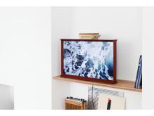 Samsung Serif TV, red