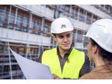 dm bietet neuen dualen Studiengang im Bereich Bauingenieurwesen